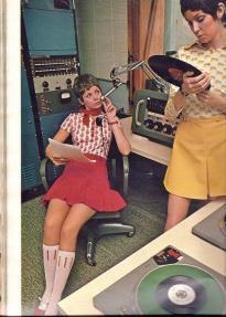 Radio DJ, anni '60