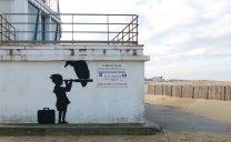 Banksy - Calais