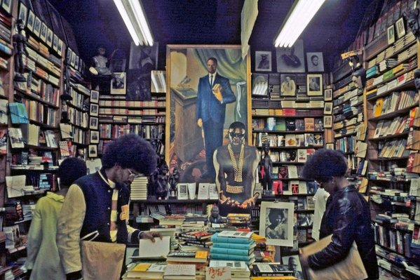 Libreria ad Harlem, 1970