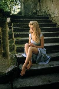 Brigitte Bardot, 1956. Fotografia di Mark Shaw
