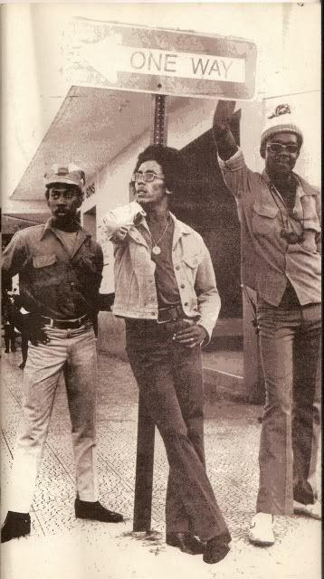 Bunny Livingston, Bob Marley, Peter McTosh – The Wailers