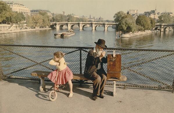 Vita quotidiana a Parigi negli anni 50