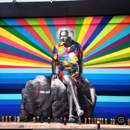 Eduardo Kobra - Palm Beach