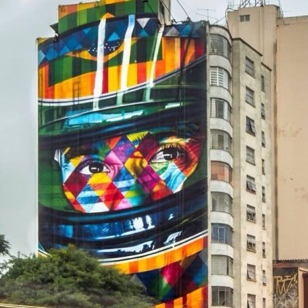 Eduardo Kobra - San Paolo