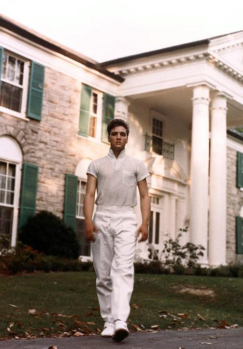 Elvis negli anni 50