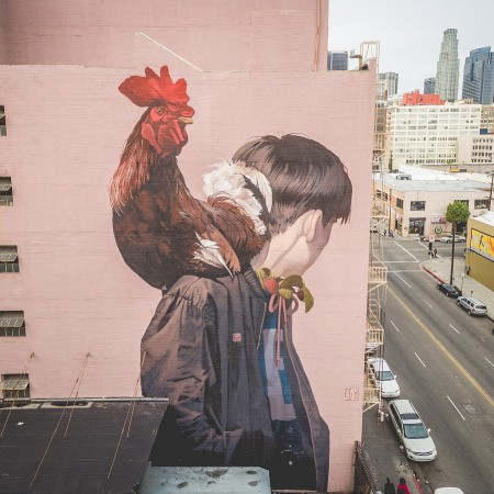 Etam Cru @ Los Angeles