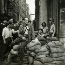 Combattenti della Resistenza francese, Parigi 1944
