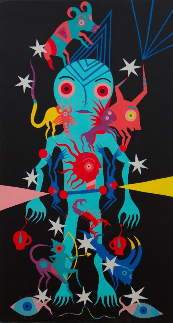 Gio Pistone -Endless - studio d'ars milano 2015
