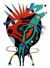 Gio Pistone -Endless - studio d'ars milano 2015 - COSTERNATO