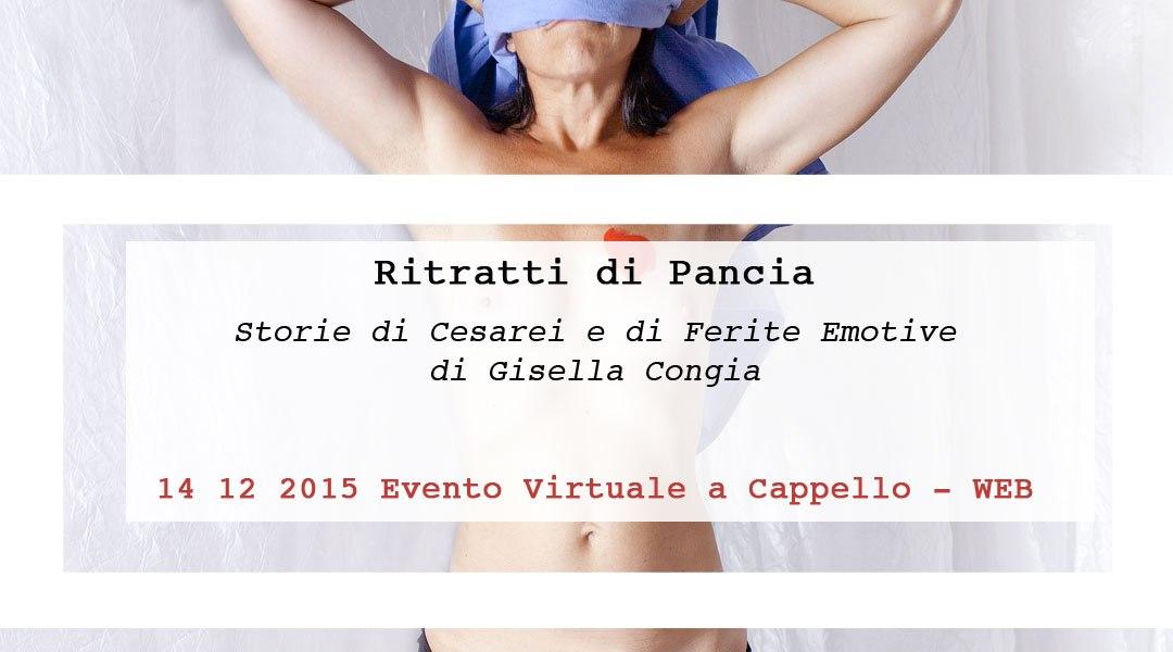Gisella Congia - Ritratti di Pancia