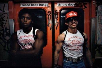 Angeli Custodi sulla metropolitana di New York, primi anni 80