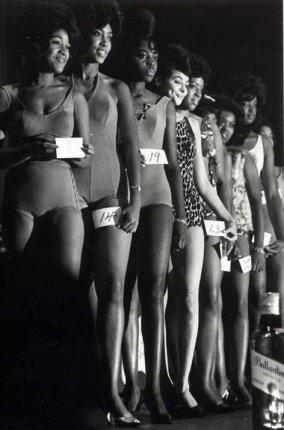 Harlem NYC 1963, concorso di bellezza