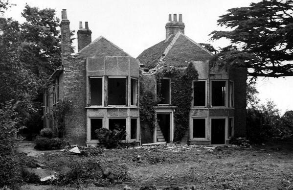 Heathrow prima che ci costruissero l'aeroporto, c. 1930