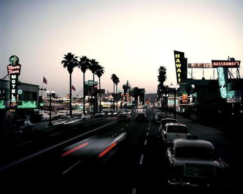 Hollywood, 1959