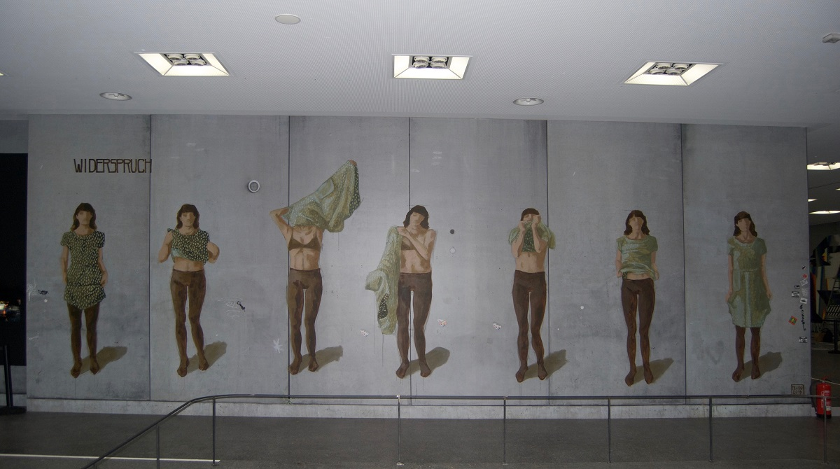Hyuro @ Bundeskunsthalle Museum- Bonn, Germania 2015