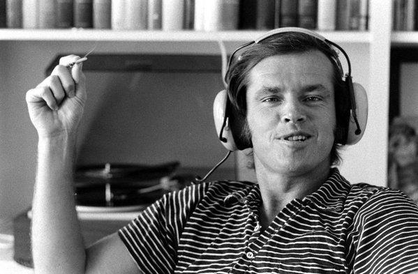 Jack Nicholson nel 1969