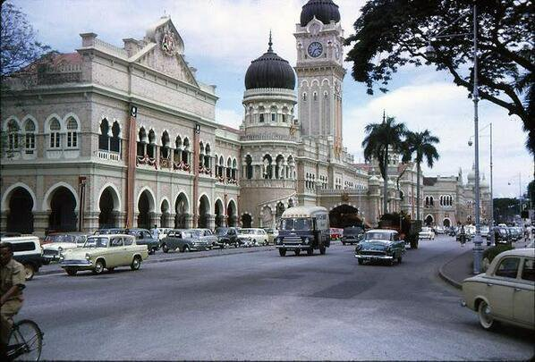 Kuala Lumpur, Malesia, 1964