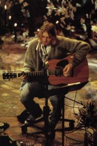 Kurt Cobain, MTV Unplugged, 1994