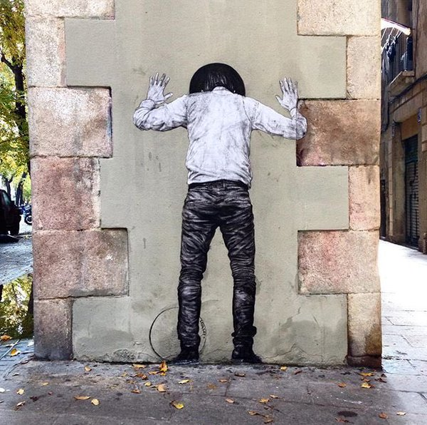Levalet @ Barcellona