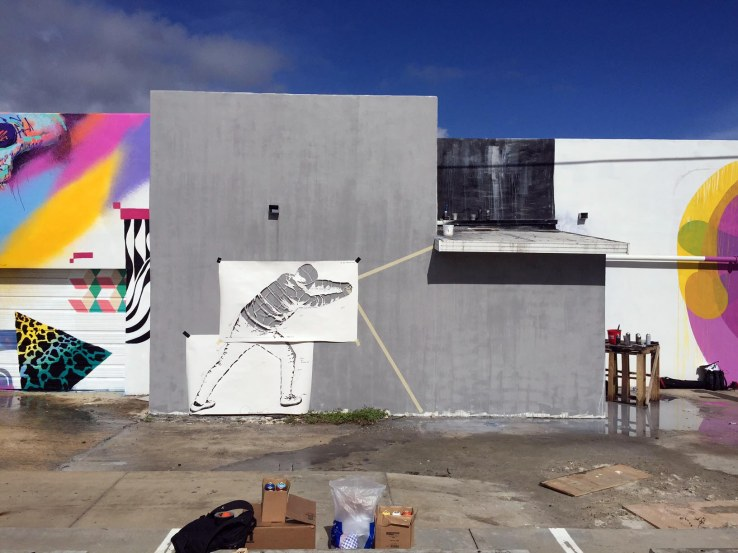 Martin Whatson @ Miami per Art Basel 2015