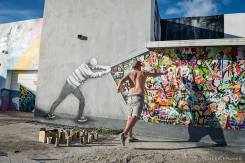 Martin Whatson @ Miami per Art Basel 2015