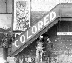 For Coloreds Only (Solo per colorati), 1938