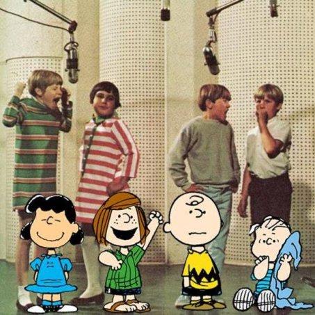 Doppiatori originali dei Peanuts, 1960