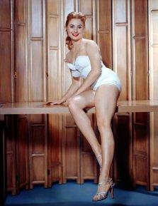 Shirley Jones alla fine del 1950