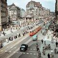Germania del dopoguerra negli anni '50, e '60. Fotografia di Josef Darchinger