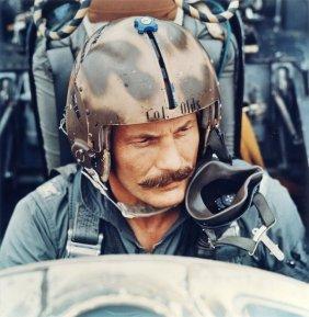 Robin Olds, asso della seconda guerra mondiale e della guerra del Vietnam, 1967