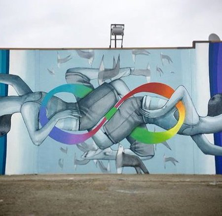 Seth Globepainter @ Christchurch