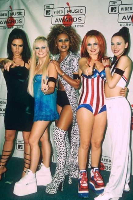 Spice Girls, 1990