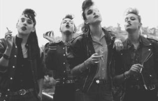 Teddy Girls…Le cattive ragazze di Londra degli anni 50