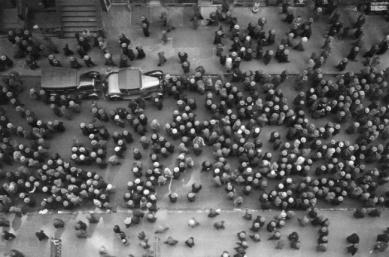 La moda dei cappelli, New York, 1939