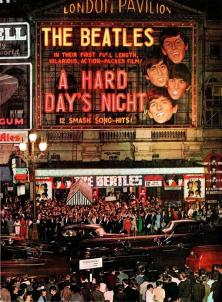 La premiere dei Beatles 'A Hard Day's Night' al London Pavilion, 1964