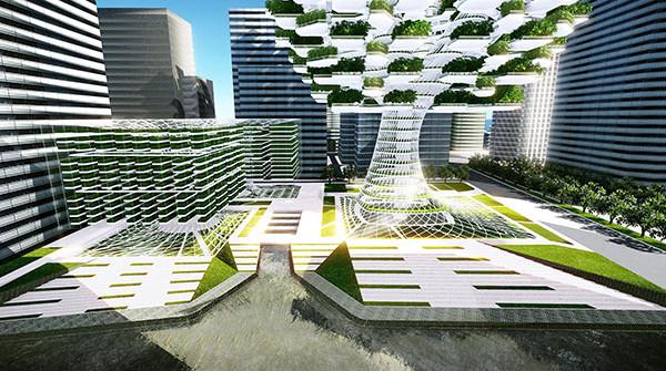 Urban Skyfarm
