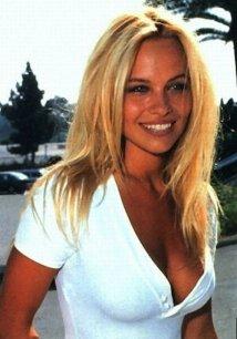 Pamela Anderson da giovane