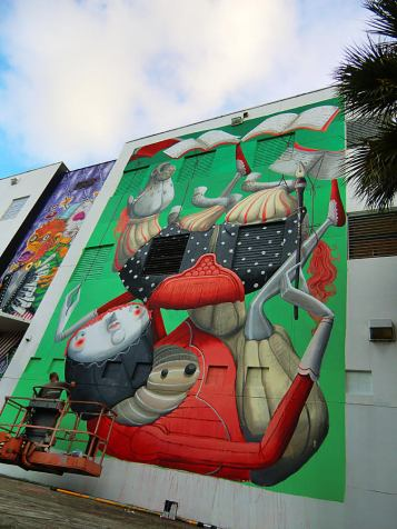 ZED1 @ Miami per Art Basel 2015