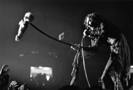 Alice Cooper, NYC, 1973