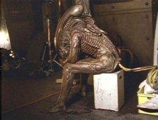 Alien in pausa. Dietro le quinte di Alien