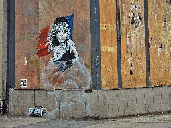 Banksy @ Londra