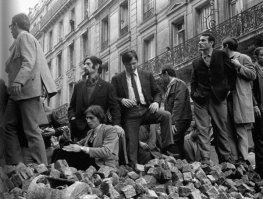Barricata, Parigi 1968