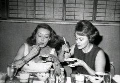 Bette Davis e Olivia De Havilland