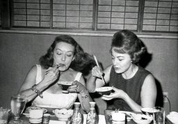 Bette Davis e Olivia De Havilland