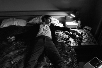 Bobby Ficsher - Fotografia di Harry Benson
