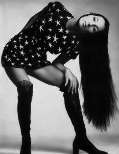 Cher, 1969. Fotografia di Richard Avedon