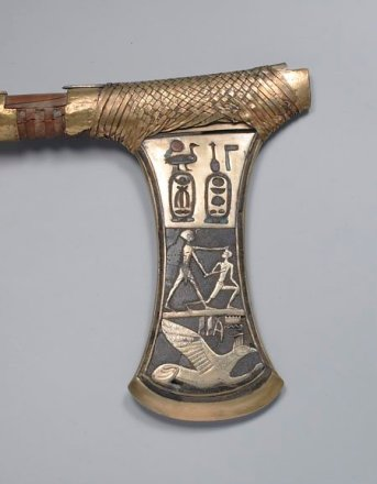 Ascia egizia, circa 3600 anni
