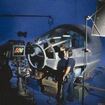 Realizzazione delle scene di Star Wars all'interno del Millennium Falcon