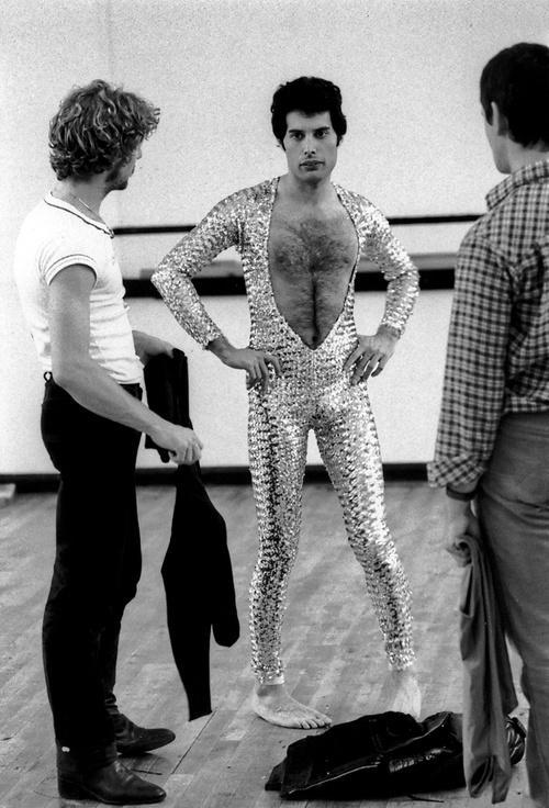 Freddie Mercury, 1979