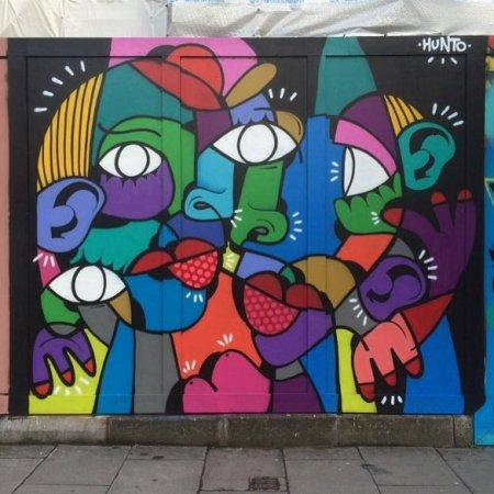 Huntoland @ Londra
